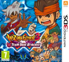 Inazuma Eleven 3: Team Ogre Attacks (Gra 3DS)