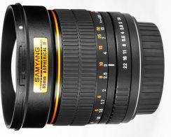 Samyang 85mm f/1.4 Aspherical IF (Sony E)