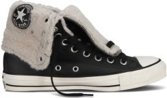 Schuhe CONVERSE CHUCK TAYLOR ALL STAR KNEE HI BLACK (BLACK) size: 37 Ceny i opinie Ceneo.pl