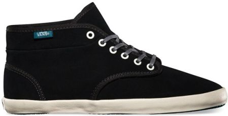 buty VANS - HOUSTON (FLEECE) BLACK/DRAGONFLY (8L2)