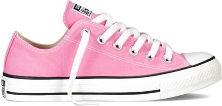 buty CONVERSE - CHUCK TAYLOR CLASSIC COLORS PINK LOW (PINK)