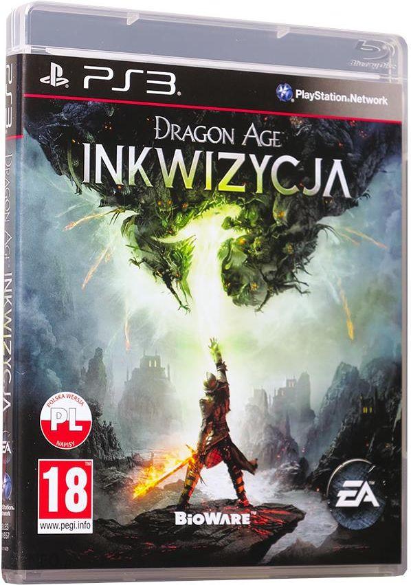 Dragon Age Inkwizycja Gra Ps3 Ceneo Pl