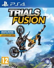 Trials Fusion Deluxe Edition (Gra PS4)