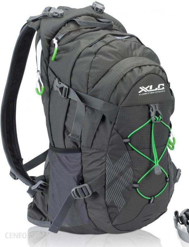 Plecak Xlc Bike Ba S48 Szar Zielony 18 Litrów Ceny i opinie Ceneo.pl