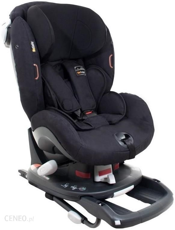 fotelik besafe izi comfort x3 isofix 64 black cab 9 18kg. Black Bedroom Furniture Sets. Home Design Ideas