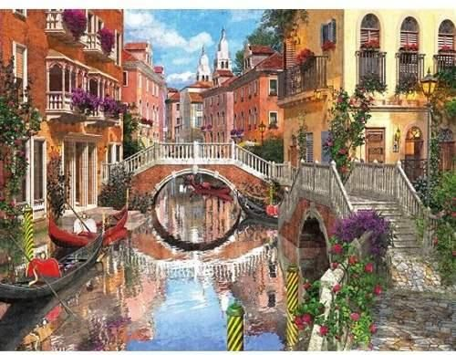 6d0f84e8 Clementoni Puzzle High Quality. 3000El. Wenecja (33541) - Ceny i ...