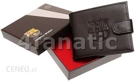 7da35aa501697 Portfel skórzany executive FC Barcelona - Ceny i opinie - Ceneo.pl