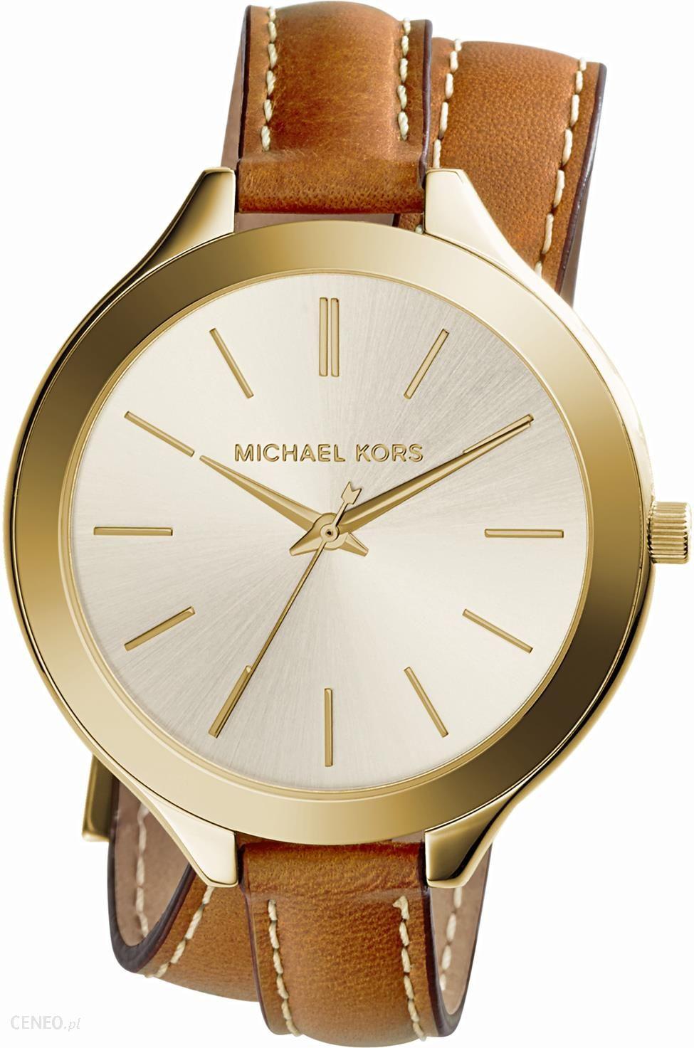 michael kors płynący zegarek