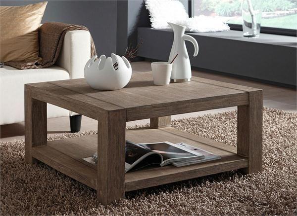 wolf m bel guru stone awa stolik kawowy drewno akacjowe stone 80x80cm 6671 z opinie i. Black Bedroom Furniture Sets. Home Design Ideas