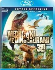 Wędrówki z dinozaurami 3D (Walking with Dinosaurs 3D) (Blu-ray)