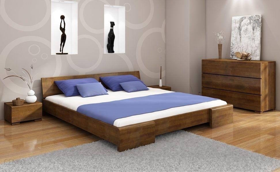 Visby łóżko Bukowe Hessler