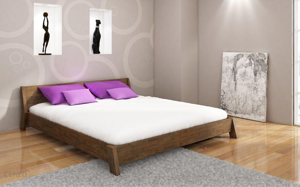 Visby łóżko Bukowe Rocco