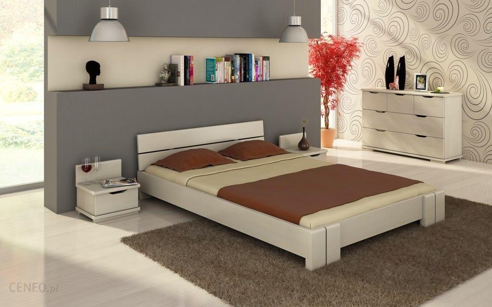 Visby łóżko Sosnowe Arhus Long
