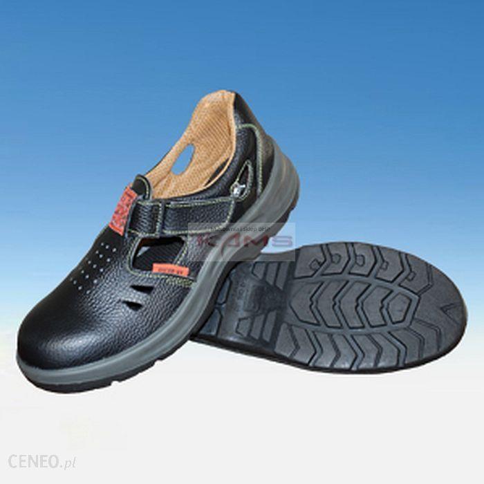 de879a053ec476 Consorte Ohio-S1 - Sandały Skórzane Z Metalowym Podnoskiem. - Ceny i ...