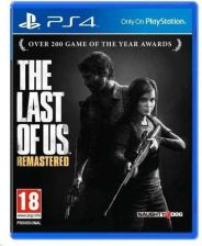 Gra PS4 The Last of Us Remastered (Gra PS4) - zdjęcie 1