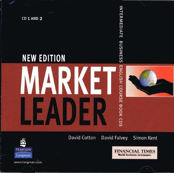 Market Leader Intermediate New Edition Class CD (2
