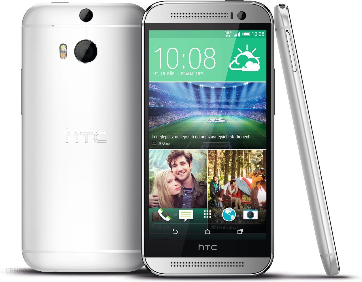 Smartfon Htc One M8 Srebrny Opinie Komentarze O Produkcie 2