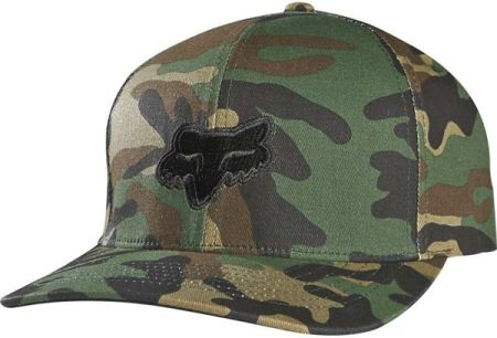 FOX - Legacy Flexfit Camo (027) size: L/XL