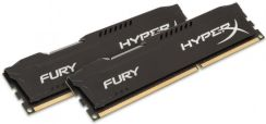 Kingston HyperX Fury 8GB (2x4GB) DDR3 (HX316C10FBK2/8)