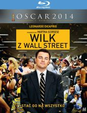 Wilk z Wall Street (The Wolf of Wall Street) (Blu-ray)
