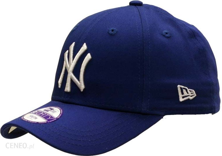 New Era 9Forty Leagbas NY Yankees Royal White 7e00827ded