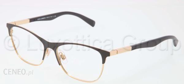 25fa905c5a6781 Okulary Korekcyjne Dolce & Gabbana 1246 1220 (53) - Opinie i ceny na ...