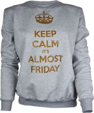 Roban Fashion Bluza Keep Calm Friday S / 36
