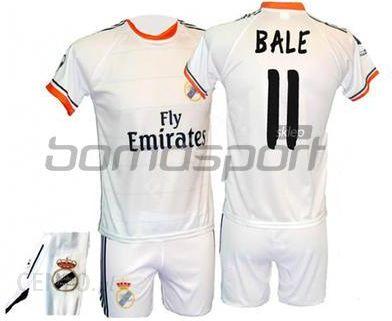 742ec6e16b41b0 Komplet dla dzieci Bale 11 Real Madryt Home - Ceny i opinie - Ceneo.pl