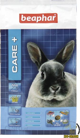 Care+ Rabbit karma super premium dla królika 1,5kg