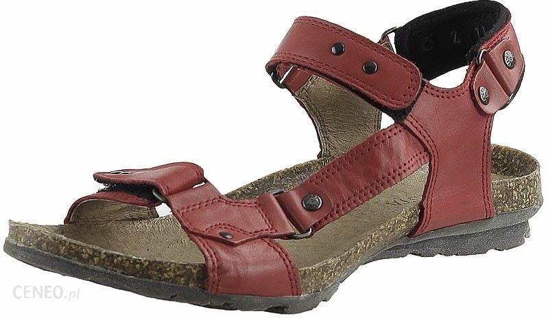 Sandały Lesta 1128 czarne