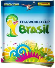 5ec9c7eb0 ... Karty Piłkarskie 2017 Giftbox Panini. Panini Kolekcja Panini 2014 Wc  Brasil Album Na Naklejki 04803922