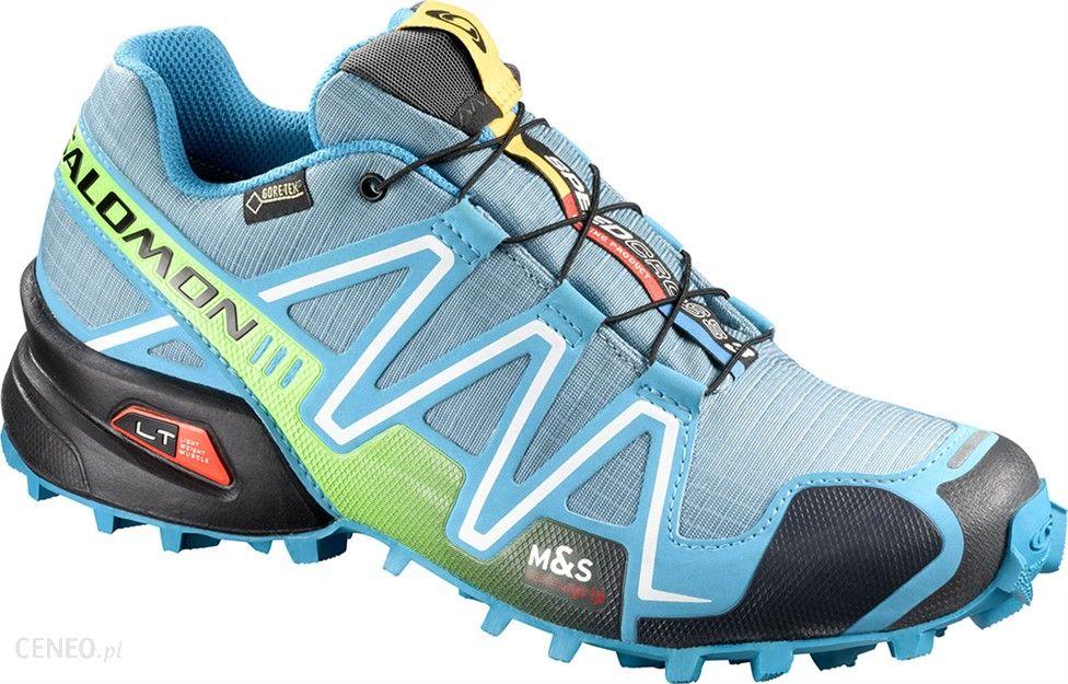 Buty do biegania damskie Salomon SPEEDCROSS 3 GTX® W