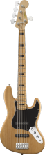 Squier Vintage Modified Jazz Bass V MN NAT