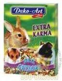 Dako Art Karma Extra dla Koszatniczek 250g