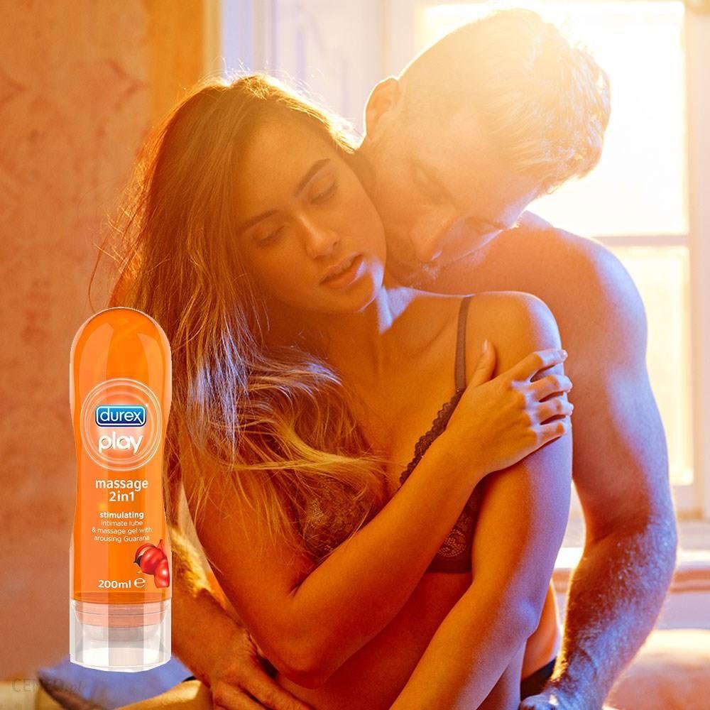 Durex Play Massage 2w1 Z Guaran 200ml 2in1 Zdjcie 3