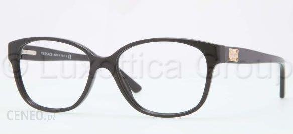 Versace Okulary Korekcyjne Ve 3262B Gb1 54 Opinie i ceny