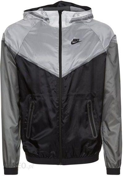 Nike Sportswear NIKE HYP WINDRUNNER Kurtka wiosenna szary Ceny i opinie Ceneo.pl