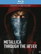 Metallica Through The Never 3D (Blu-ray)