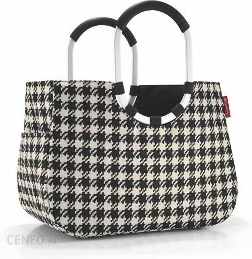 e392d353d1106 Torba na zakupy Reisenthel Loopshopper L 25l, fifties black - Ceny i ...
