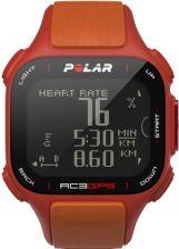 Polar Rc3 Gps Hr Pomaranczowy Pulsometry Ceny I Opinie Ceneo Pl