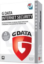 Gdata Internet Security. Box 1Pc 1 Rok 0 (82285)