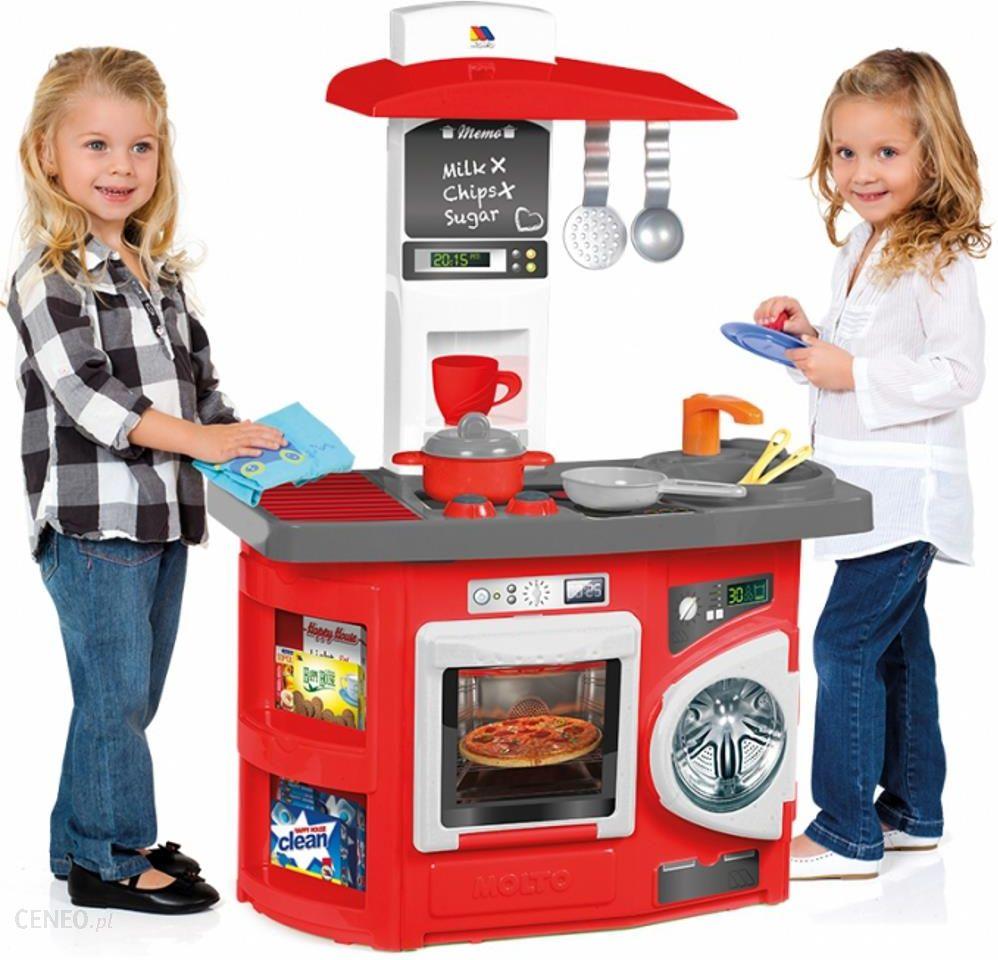 Molto czerwona kuchnia dla dzieci 13154 ceny i opinie - Cocina de juguete ...