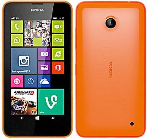 Smartfon Nokia Lumia 630 Pomaranczowy Opinie Komentarze O Produkcie 3