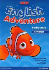 New English Adventure Starter. Podręcznik + DVD