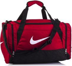 Kod kuponu najlepsze buty buty jesienne Torba sportowa Brasilia 6 Small 44 Nike - czerwony