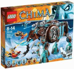 LEGO Legends of Chima Lodowy mamut 70145