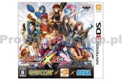 Project X Zone (Gra 3DS)