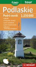 55899ef4416a4 Podlaskie (podróżownik) mapa turystyczna ...