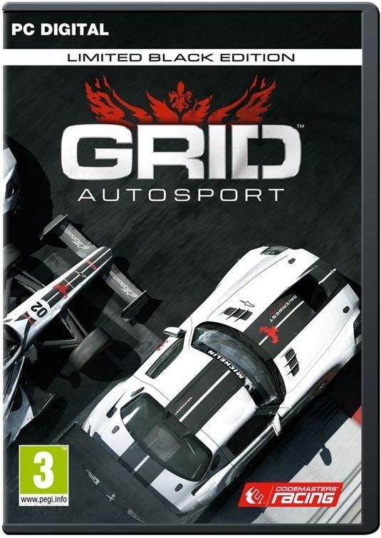 Grid Autosport Black Edition Digital Od 89 63 Zl Opinie Ceneo Pl