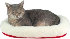 74ffcd495cdf2f Trixie Legowisko dla kota 45x30cm Biało-Czerwone - Ceny i opinie ...